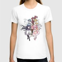 madoka magica T-shirts featuring Puella Magi Madoka Magica - Only You by Yue Graphic Design