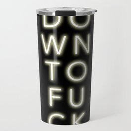 DTF Travel Mug