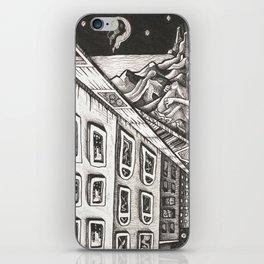 Chasm: Detail 1 iPhone Skin