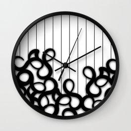 Chaos N Order Wall Clock