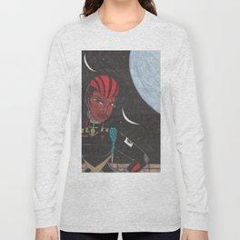 Starship Captain Long Sleeve T-shirt
