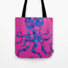 Octo Bloom Tote Bag