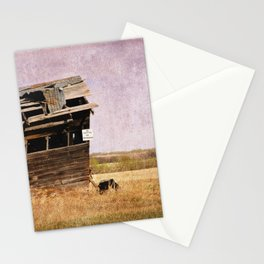 No Trespassing or Hunting Stationery Cards
