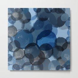 THE BIG BLUE Metal Print