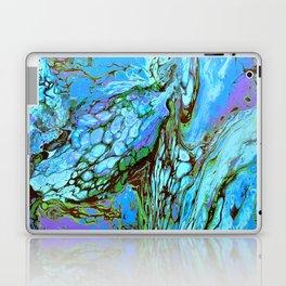 Blue Fantasy Laptop & iPad Skin