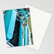 Timeless Turquoise Stationery Cards