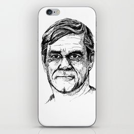 van sant iPhone Skin