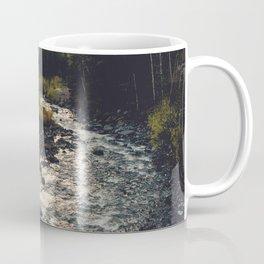 The Sandy River II Coffee Mug