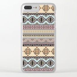Ginger Clear iPhone Case