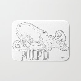 Pulpo Bath Mat