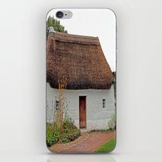 Nant Wallter Cottage. Wales. iPhone & iPod Skin