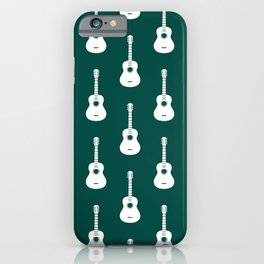 Guitarist Gift iPhone Case