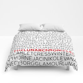 Type: Lunar Chronicles Comforters