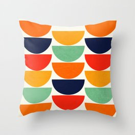 Summer Vibe #3 Throw Pillow