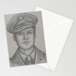 Sgt. James Barnes Stationery Cards