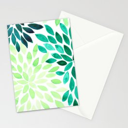 March Blooms Stationery Cards