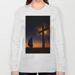 Christian Faith Long Sleeve T-shirt