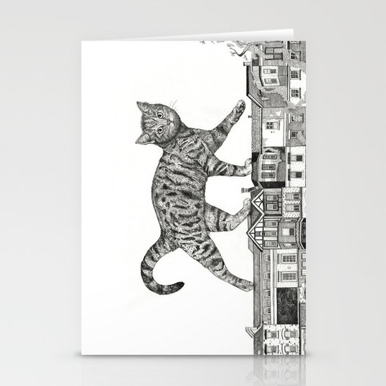 ZEITGEIST Stationery Cards