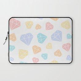 CUTE PASTEL DIAMONDS #1 Laptop Sleeve