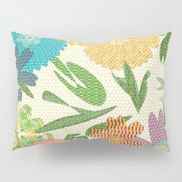 Flower Gardens Pillow Sham