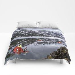 Magikarpe Diem Comforters