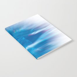 Mystic Blue Notebook