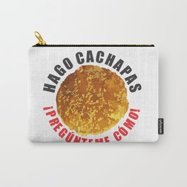Hago Cachapas Carry-All Pouch