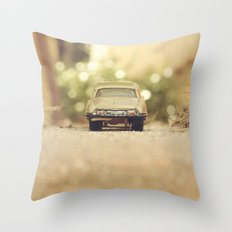 Julians Journey 3 Throw Pillow