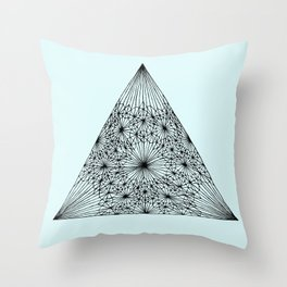 Conversations With the Otherworld Throw Pillow
