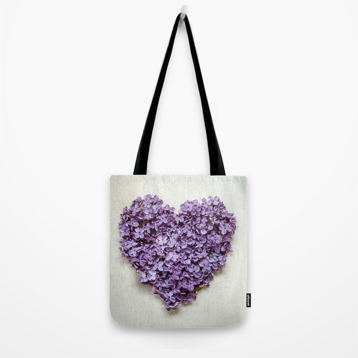 Summer Heart Tote Bag
