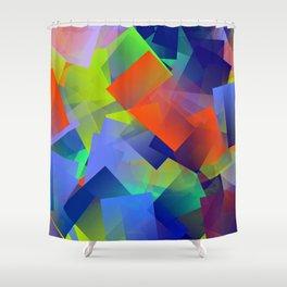 Flood Shower Curtain