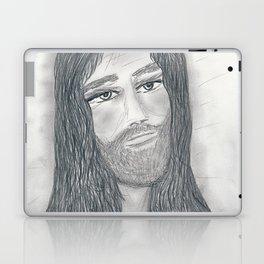 Serene Jesus Laptop & iPad Skin