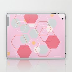 Hexagon Sweetarts Laptop & iPad Skin