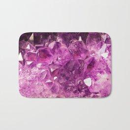 Purple Gem stone Bath Mat