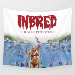 The Same Deep Ocean Wall Tapestry