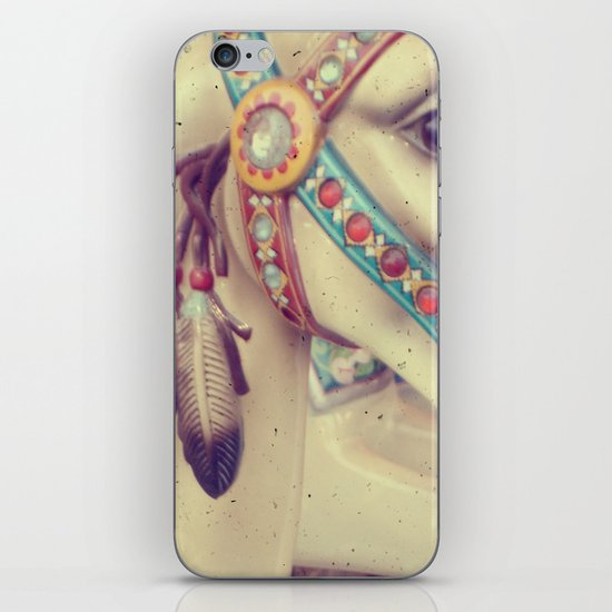 Native Carousel iPhone & iPod Skin