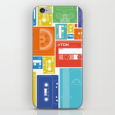 Cassette Heaven iPhone & iPod Skin