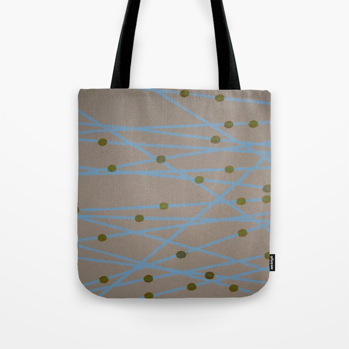 Screen Print design Tote Bag