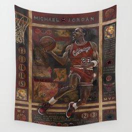Micheal jordan Wall Tapestry