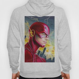 Barry Allan-THE FLASH Hoody