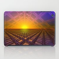 stargate iPad Cases featuring Stargate by Phil Perkins