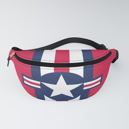 US Air-force plane roundel Fanny Pack