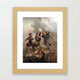The Spirit of '76 Framed Art Print