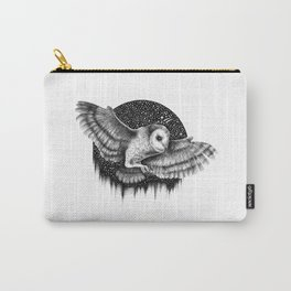 THE NIGHT FLIGHT Carry-All Pouch