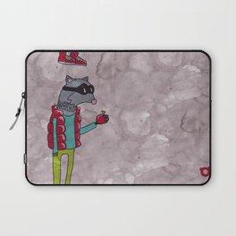 006_raccoon Laptop Sleeve