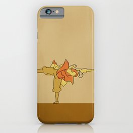 Avatar Aang iPhone Case