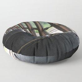 Train Floor Pillow
