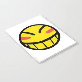Cowboy Bebop - Hacker Smile Notebook