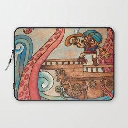 Simbad: Monsters of deep sea. Laptop Sleeve