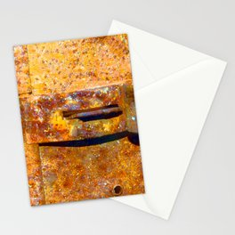 Industrial Lock Stationery Cards